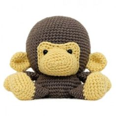 Fat Face Monkey Pattern