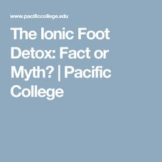 The benefits of the ionic foot detox are that it is gentle and safe, and not compromising because it bypasses the gastrointestinal system. Ionic Foot Detox, Foot Detox Soak, Bath Detox, Herbs For Health, Alternative Health, Health And Beauty Tips, Healthy Mind, Apple Cider, Facts