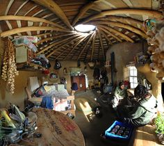 gobcobatron panorama by The Year of Mud, via Flickr