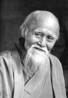 Morihei Ueshiba ''O sensei''