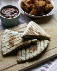 Qurrito as KFC #recipe #cooking #dinner #chicken #culinary #recipes #kfc