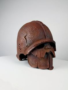 orc helmet - Google Search