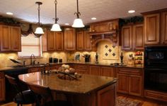 Ideas for Old Wood Kitchen Cabinets