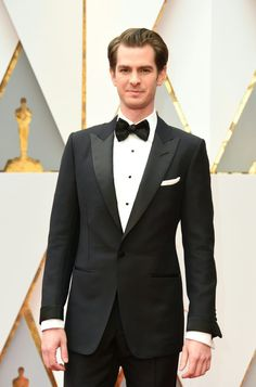 You Better Believe Hollywood's Sexiest Men Came Out in Full Force at the Oscars
