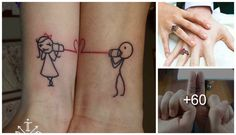 Tatuarse en pareja es una muy bonita manera de demostrarse su amor, ya que los Tatuajes para Parejas no son algo de un solo dia, si no algo para siempre