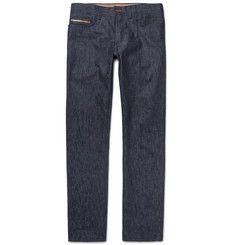 BerlutiStretch-Denim Jeans