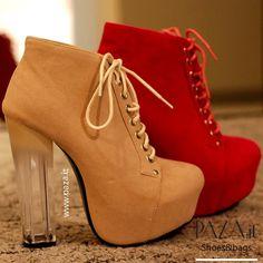 Lita Style shoes!  scopri la collezione di tronchetti da PAZA.IT!  Clicca qui http://www.paza.it/tronchetti-e-francesine