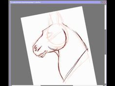 How to draw a Unicorn - YouTube YouTube Video Art Tutorial ...