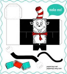dr seuss crafts - Yahoo! Image Search Results