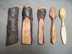 Spoon Stages - Steve's handiwork - woodsmokeusa.com