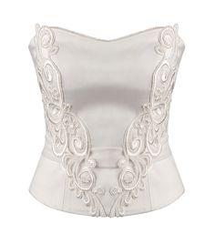 Beatrice light corset wedding dress top by PetiteLumiereCo on Etsy https://www.etsy.com/listing/123306675/beatrice-light-corset-wedding-dress-top