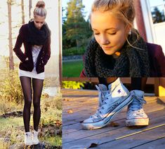 Just another normal day outfit (by Petra Karlsson) http://lookbook.nu/look/2562123-just-another-normal-day-outfit