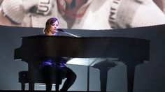 Demi Lovato performing in New Orleans, Louisiana - September 17th #DemiWorldTour