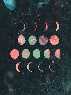 The Moon. ♥