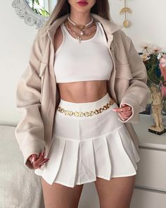 Lit Outfits, Cute Swag Outfits, Stylish Outfits, Girls Fashion Clothes, Teen Fashion Outfits, Princess Outfits, Aesthetic Clothes, Ideias Fashion, Sweet