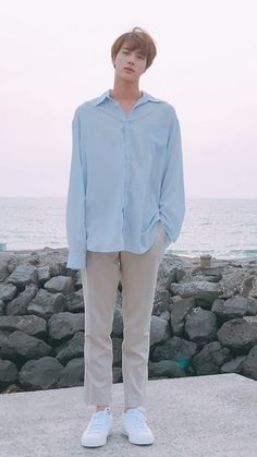 BTS Jin full body picture