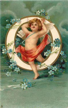 Cupid's alphabet