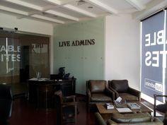 Amer Adnan Associates has designed the Live Admins office in Dubai!