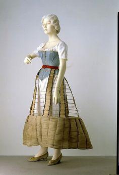Cage crinoline ca. 1867 | V
