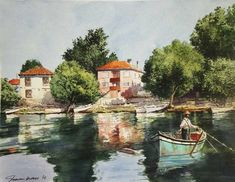 Hasan KIRDI - Sanatçı Detayı - Turkish Paintings