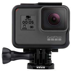 BuyGoPro Hero 5 Black Edition Camcorder, 4K Ultra HD, 12MP, Wi-Fi, Waterproof, GPS Online at johnlewis.com
