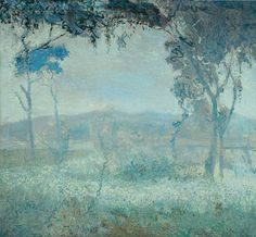 "thunderstruck9: ""Armando Reverón (Venezuelan, 1889-1954), Paisaje, 1922. Oil on canvas, 89 x 97cm. """