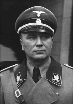 Arthur Karl Greiser (1897-1946) was a Nazi politician, SS-Obergruppenführer, and Reich Governor of the German-occupied territory of Wartheland. He was one of the persons primarily responsible for organizing the Holocaust in Poland, as well as numerous other crimes against humanity. Arrested by the Americans in 1945, he was tried, convicted and executed by hanging in Poland in 1946.