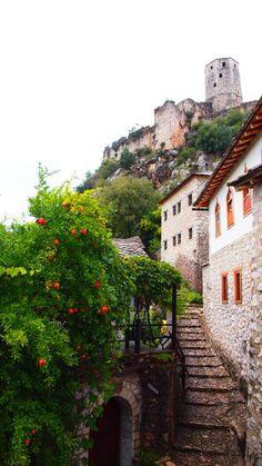 Pocitelj, Bosnia & Herzegovina ... ♥ ▾ ๑♡ஜ ℓv ஜ ᘡղlvbᘡ༺✿ ☾♡ ♥ ♫ La-la-la Bonne vie ♪ ❥•*`*•❥ ♥❀ ♢♦ ♡ ❊ ** Have a Nice Day! ** ❊ ღ‿ ❀♥ ~ Wed 11th Nov 2015 ...