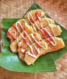 Resep olahan telur sederhana Instagram Easy Sauce Recipe, Sauce Recipes, Egg Recipes, Dessert Recipes, Cooking Recipes, Recipies, Egg Dumplings, Recipe Details, Indonesian Food
