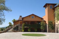 Silverado Winery - Napa Valley, Stags Leap District -