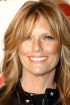 Hair Patti Hansen on Pinterest | Patti Hansen, Keith Richards and Medium Layered