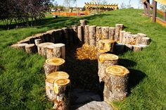 The Natural Playgrounds Company | Outdoor Playground Equipment | Natural Play…