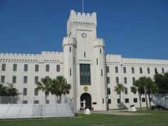 Formerly the South Carolina Military College, now The Citadel; Charleston, SC.