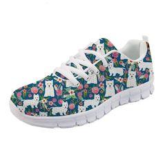 Nurse Pattern Pink Sneakers for Women Floral Sneakers, Pink Sneakers, Pink Shoes, Comfy Shoes, Snug Fit, Designer Shoes, Pink Blue, Dean, Pattern