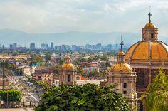 su en México de la ciudad y se puede observar el centro histoic