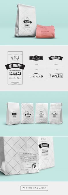 Size by Size on Behance... - a grouped images picture - Pin Them All