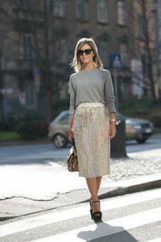 Semana de Moda de Milão – look 4