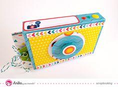 Mini-àlbum càmera #Scrap