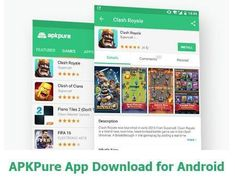 APKPure App apk Download for Android - is apkpure safe? : Review Free Tv And Movies, Detaille, Android Apk, Google Play, App, Gadget, Entertainment, Technology, Reading