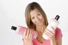 How to Make Natural Conditioner for Hair with Castile Soap - just ehow, but helpful nonetheless!