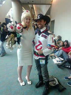 great nurse Akali cosplay by fasffy | cosplay | Pinterest ...