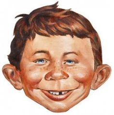 Alfred E. Neuman is the gap-toothed, goofy-grinned icon of MAD magazine, the humor and satire comics magazine founded by William M. Gaines in...