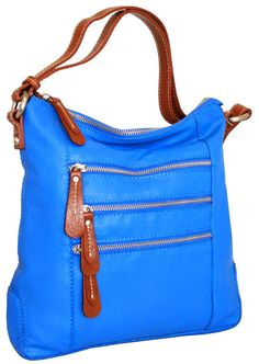 Tano Handbags Leather Wrap Star Shoulder Bag - Royal Blue. Isnt ...