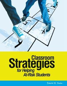 Classroom Strategies for Helping At-Risk Students #ece #education