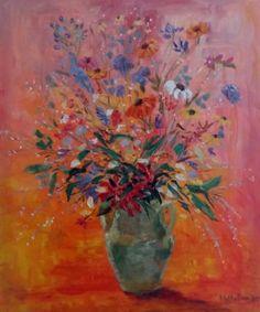 Wildflowers, happy colors, home decor, https://fineartamerica.com/profiles/heather-kemp/shop