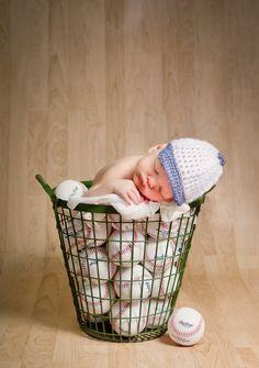 newborn baseball