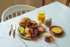 Breakfast Inspiration.