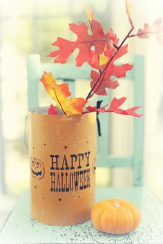 Happy Halloween by lucia and mapp, via Flickr