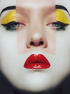 Photo by Mark Gong MUA: Roshar - Gorgeous #Makeup