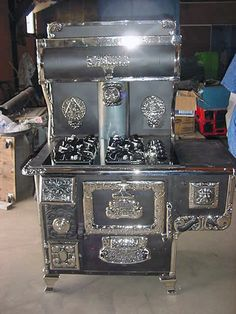 COAL STOVES/WOOD on Pinterest | Antique Stove, Stove and Cast Iron